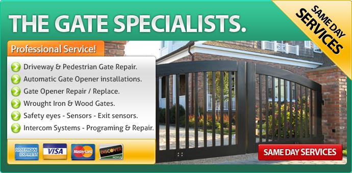 Gate repair Port Hueneme CA